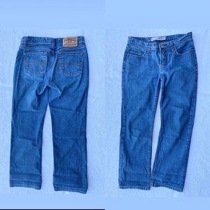 Express vintage jeans 3/4S